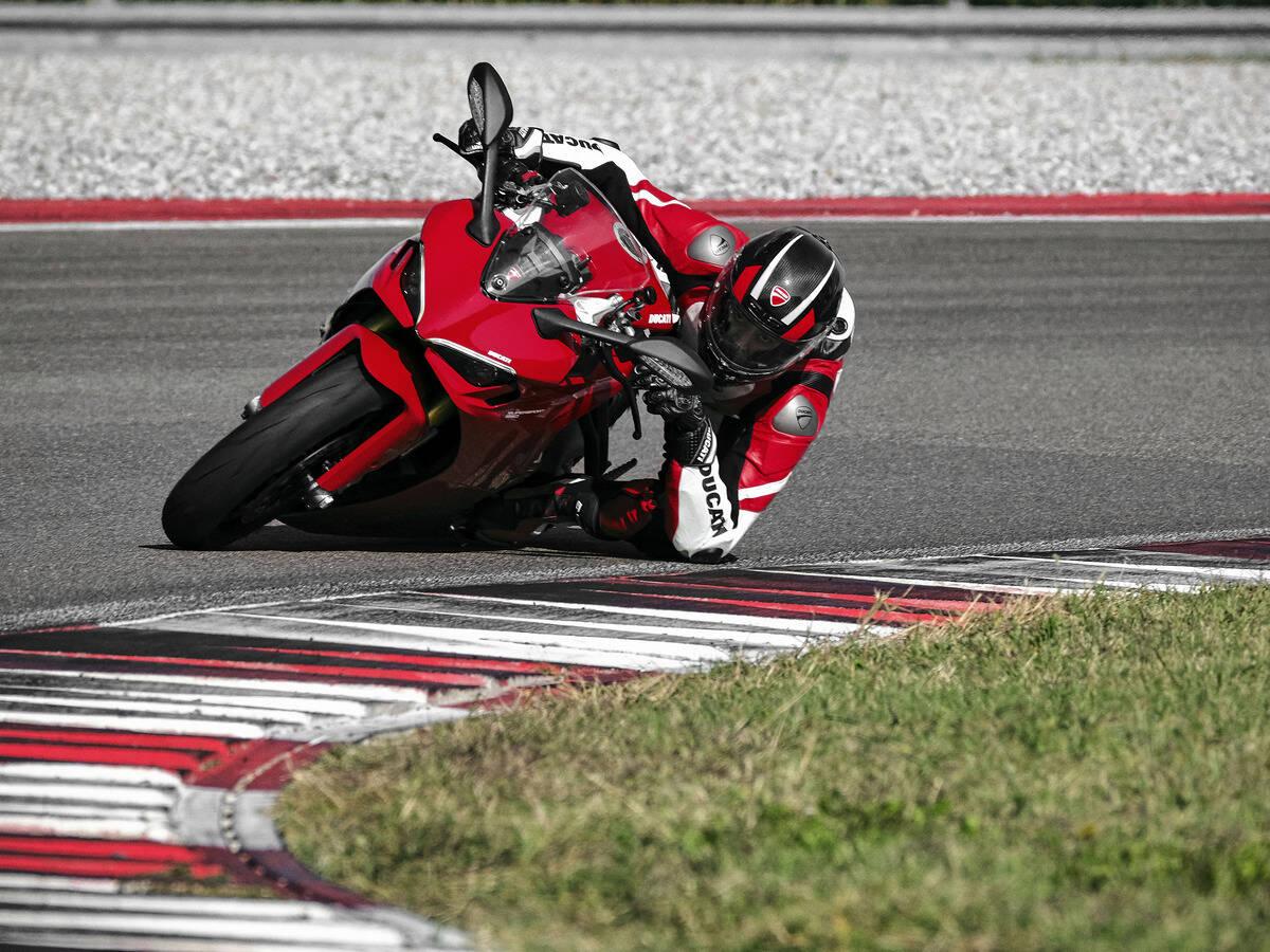 Ducati SuperSport 950. Foto: Divulgação