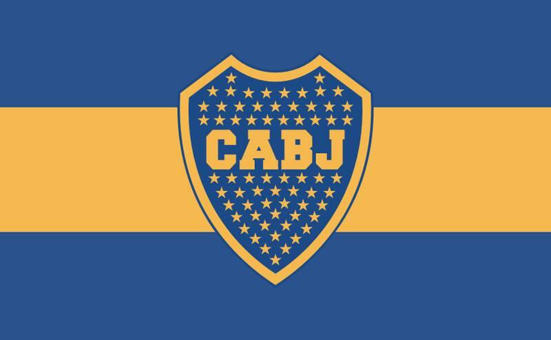 Escudo - Boca Juniors. Foto: Reprodução