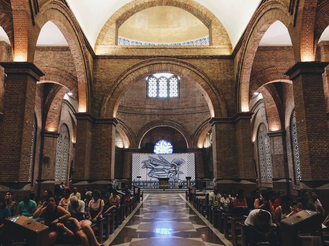 Basílica da Nossa Senhora da Aparecida – Aparecida/SP. Foto:  paulistanalondoner
