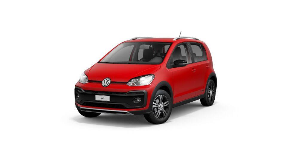 Volkswagen Up! 2021. Foto: Divulgação