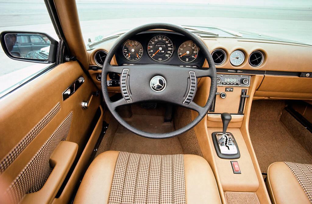 Mercedes-Benz SL. Foto: Divulgação