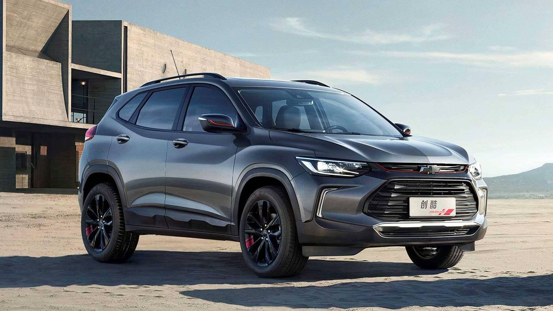 Novo Chevrolet Tracker. Foto: Divulgação