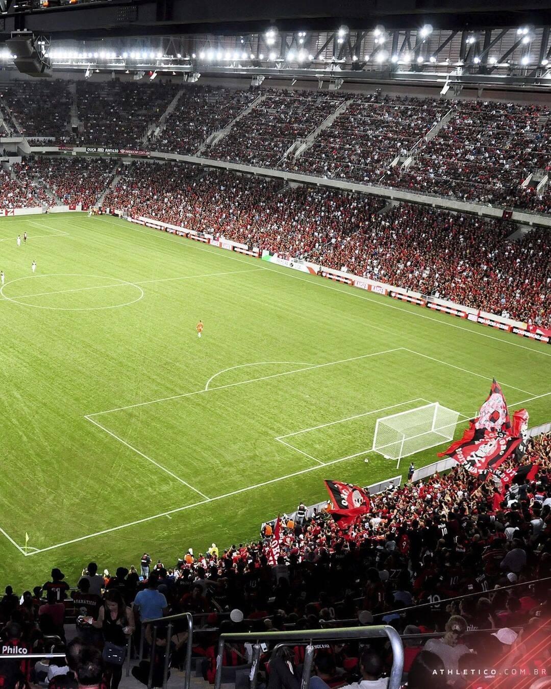 Athletico-PR. Foto: Reprodução / Instagram