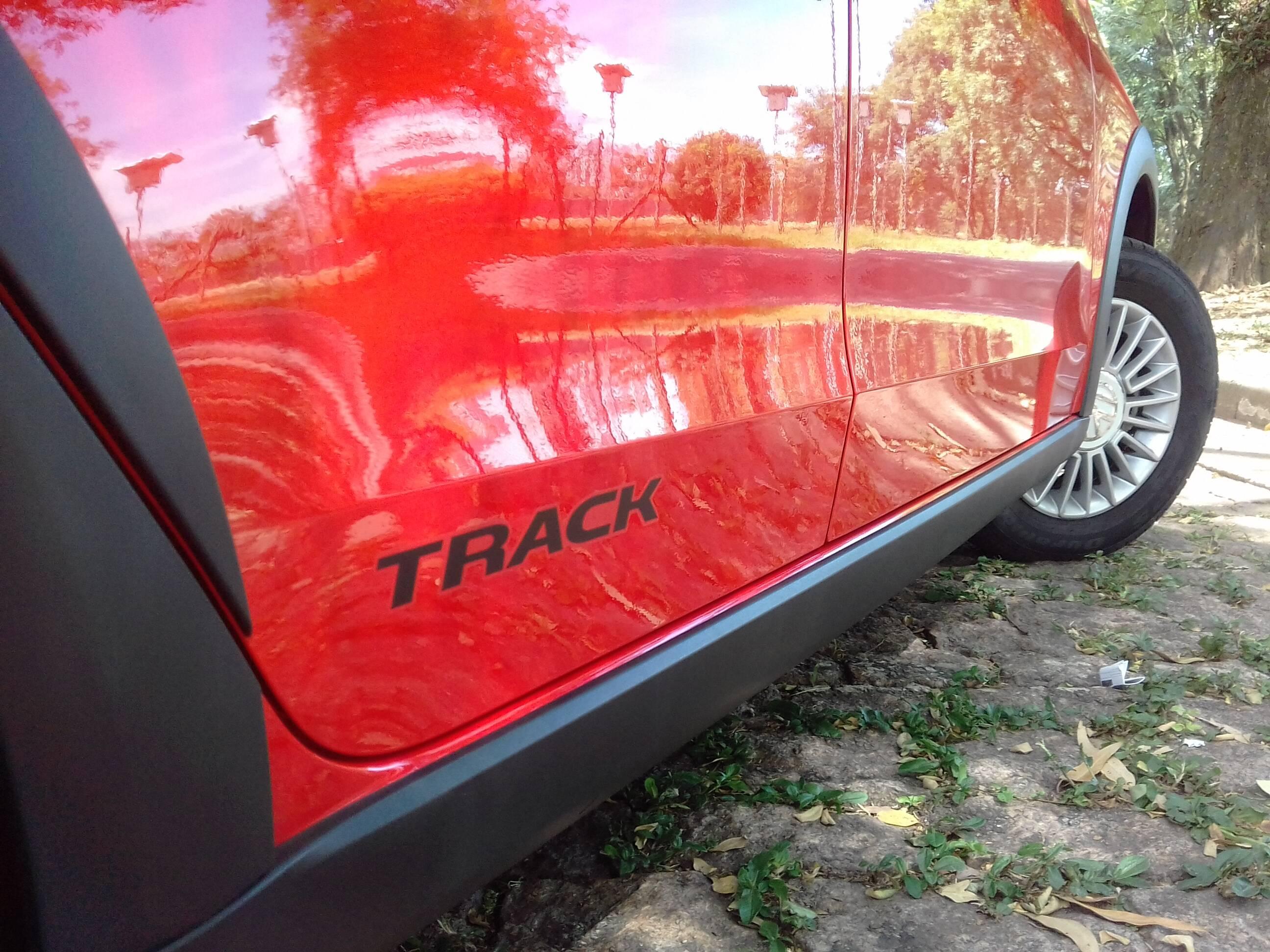 Volkswagen Up! Track. Foto: Divulgação