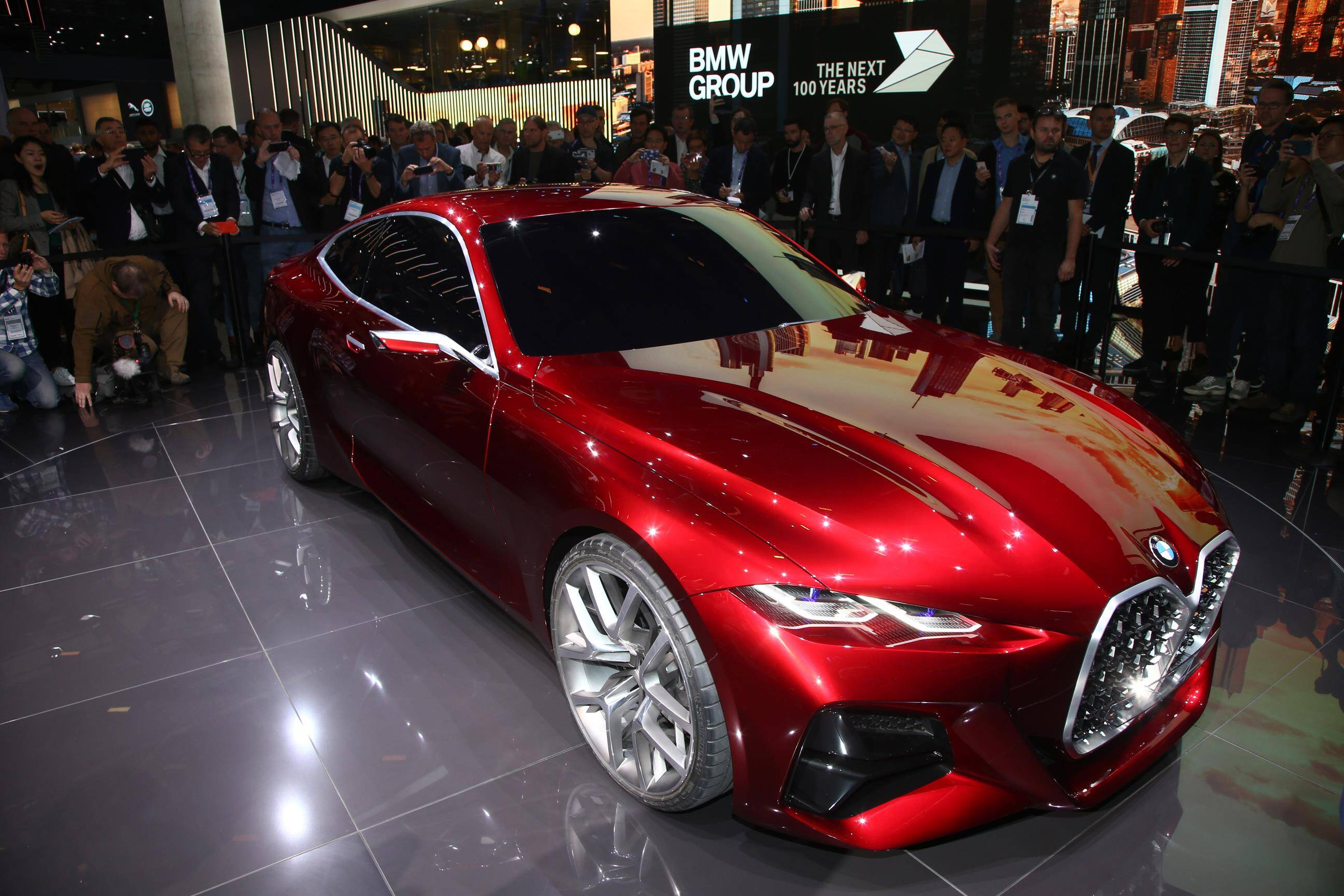 BMW Concept 4. Foto: Newspress