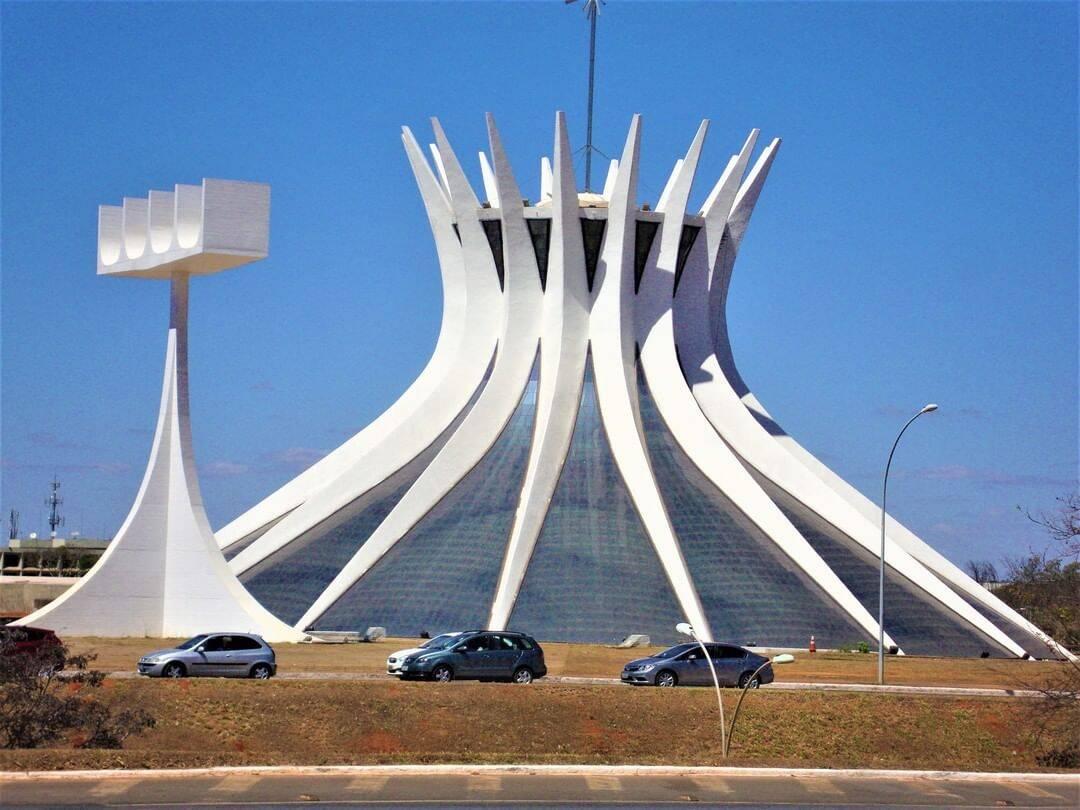 Catedral Metropolitana de Brasília. Foto:  borges.ze.travelalways