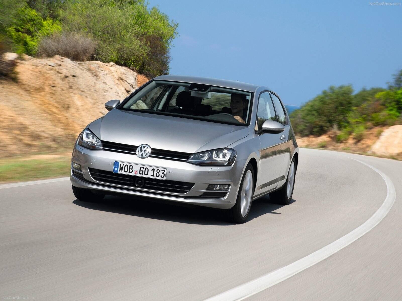 Volkswagen Golf TSI. Foto: Divulgação