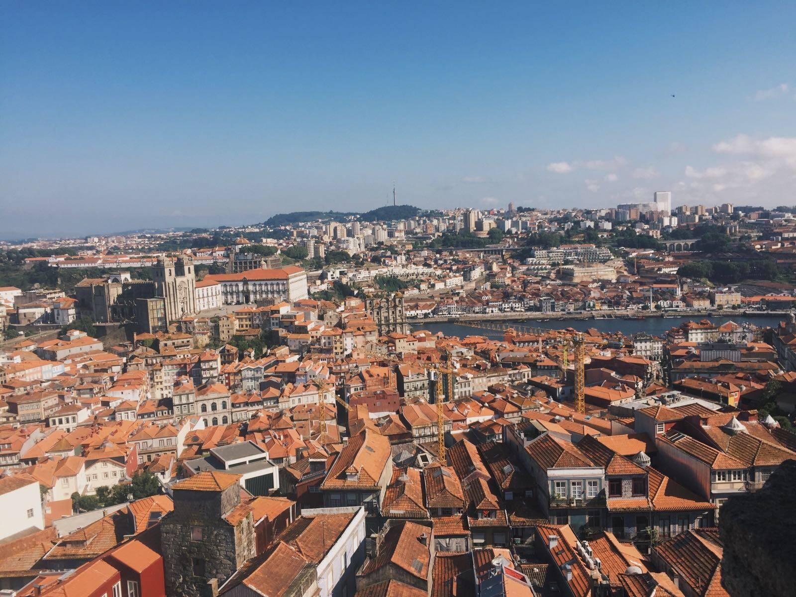 Porto, Portugal. Foto: Reprodução/Instagram
