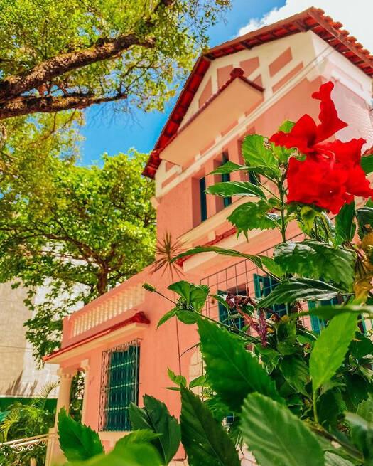 O restaurante Casa Patuá fica no bairro de Meireles. Foto: Reprodução