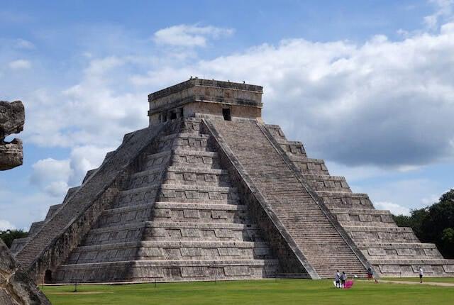 Ruínas Chichen Itza, no México. Foto: Paul Simpson
