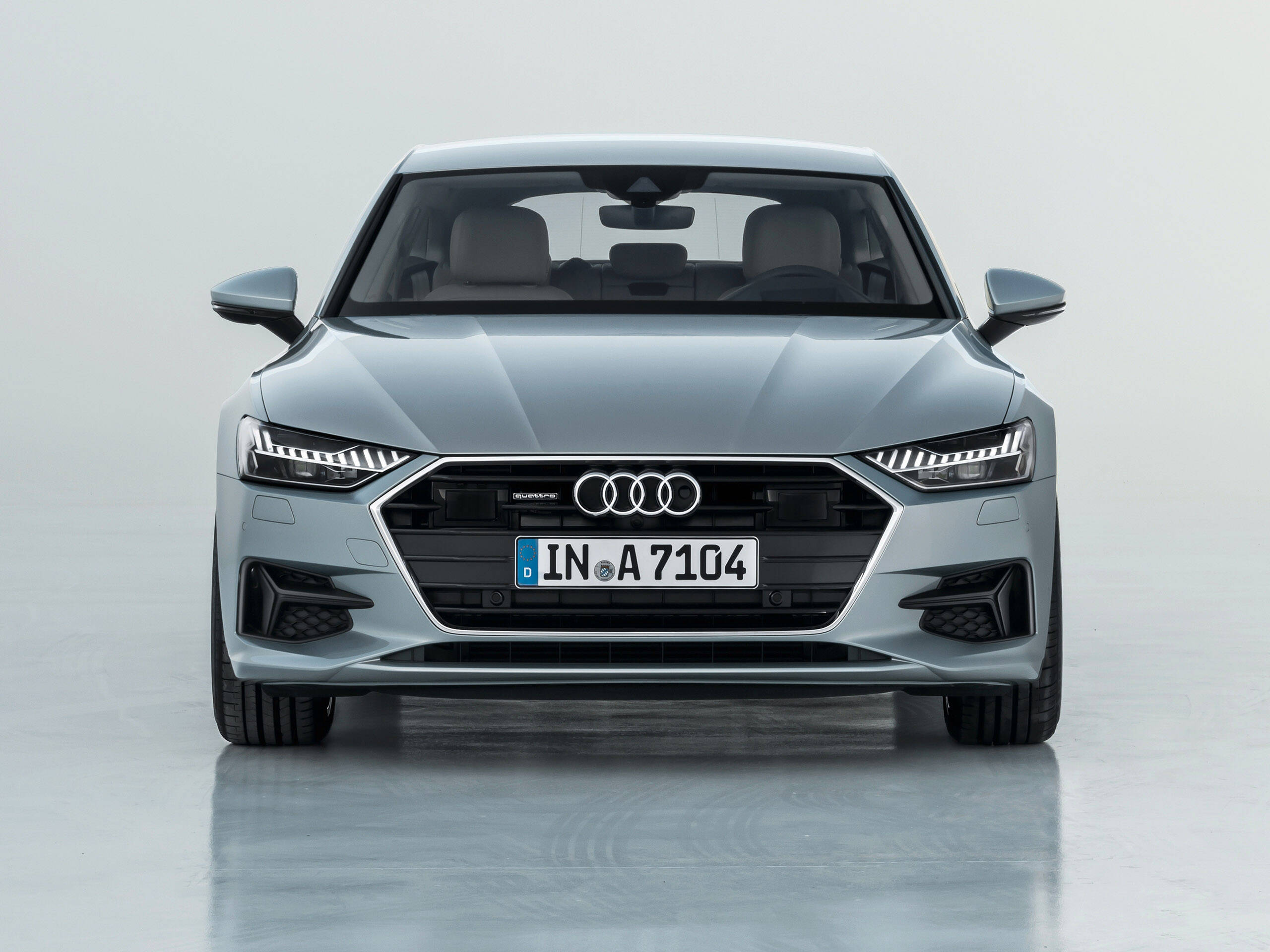 Audi A7 Sportback. Foto: Divulgação