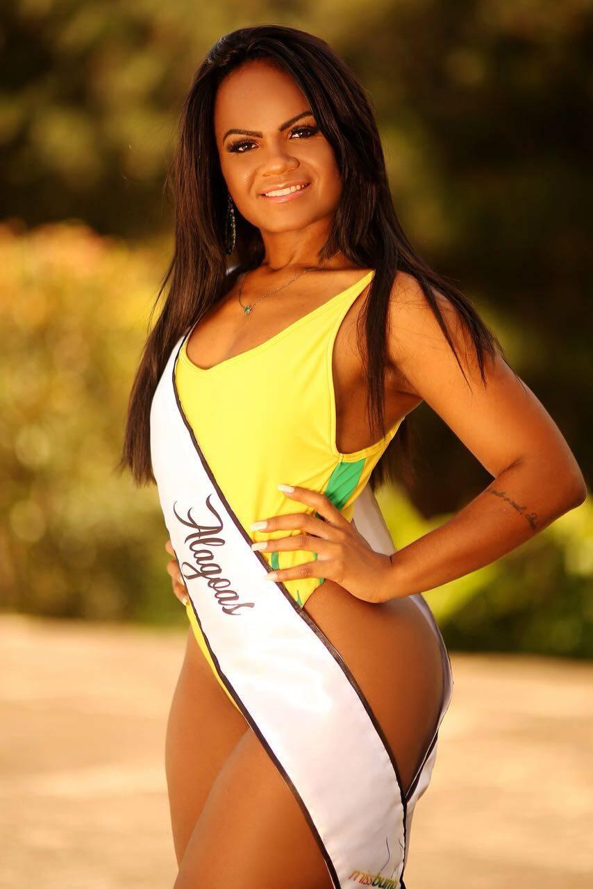 Carol Lisboa, 24 anos, 107cm de bumbum, Alagoas, Empresária e Estudante. Foto:  PATRICK BRITO | MBB18
