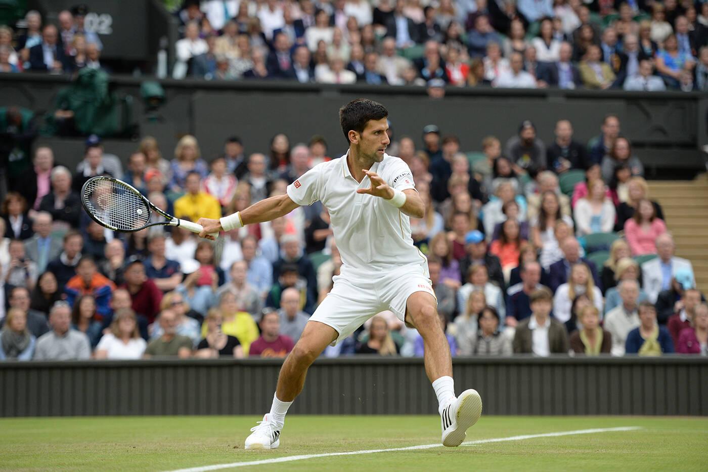 Foto: Divulgação/Wimbledon/Thomas Lovelock/AELTC
