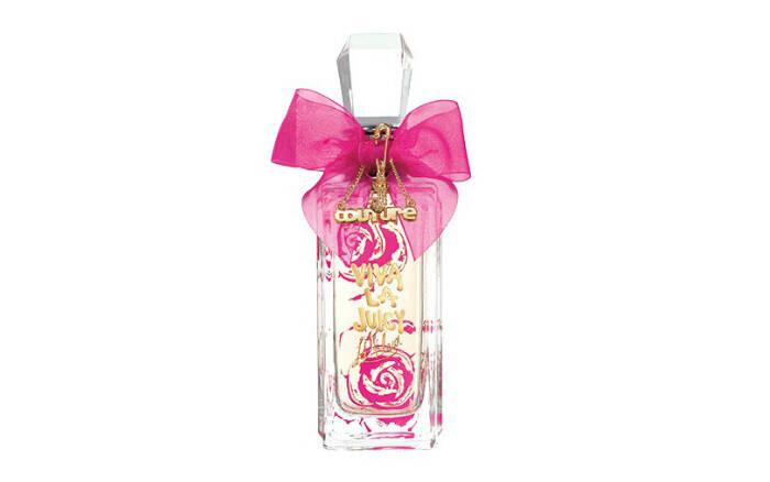 Viva La Fleur, da Juicy Couture – Eau De Toilette, de R$289,00 para R$99,00 ou 4x de R$24,75 no site da Sephora . Foto: Divulgação