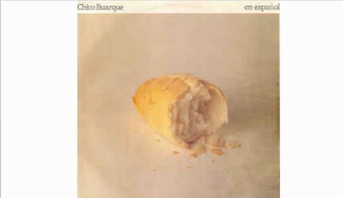 """Capa de """"Chico Buarque en Español"""",  disco gravado em espanhol, lançado em 1982.. Foto: Reprodução/ Divulgação"""