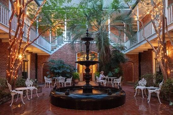 Hotel Provincial, em New Orleans. Foto: TripAdivisor