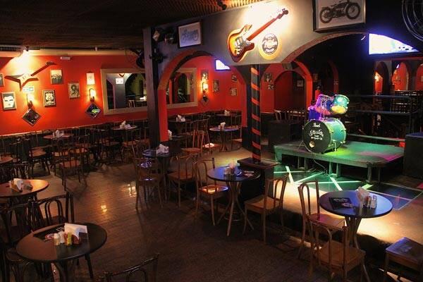 Willi Willie Bar e Arqueria. Foto: Divulgação