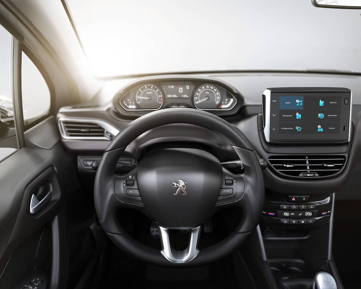 Peugeot 2008. Foto: Divulgação
