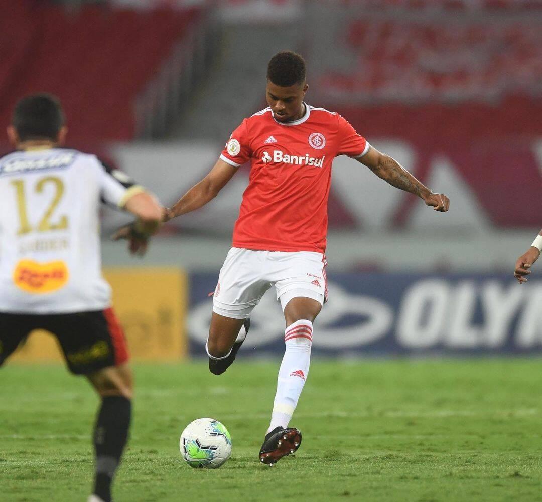Inter x Sport. Foto: Ricardo Duarte / Internacional