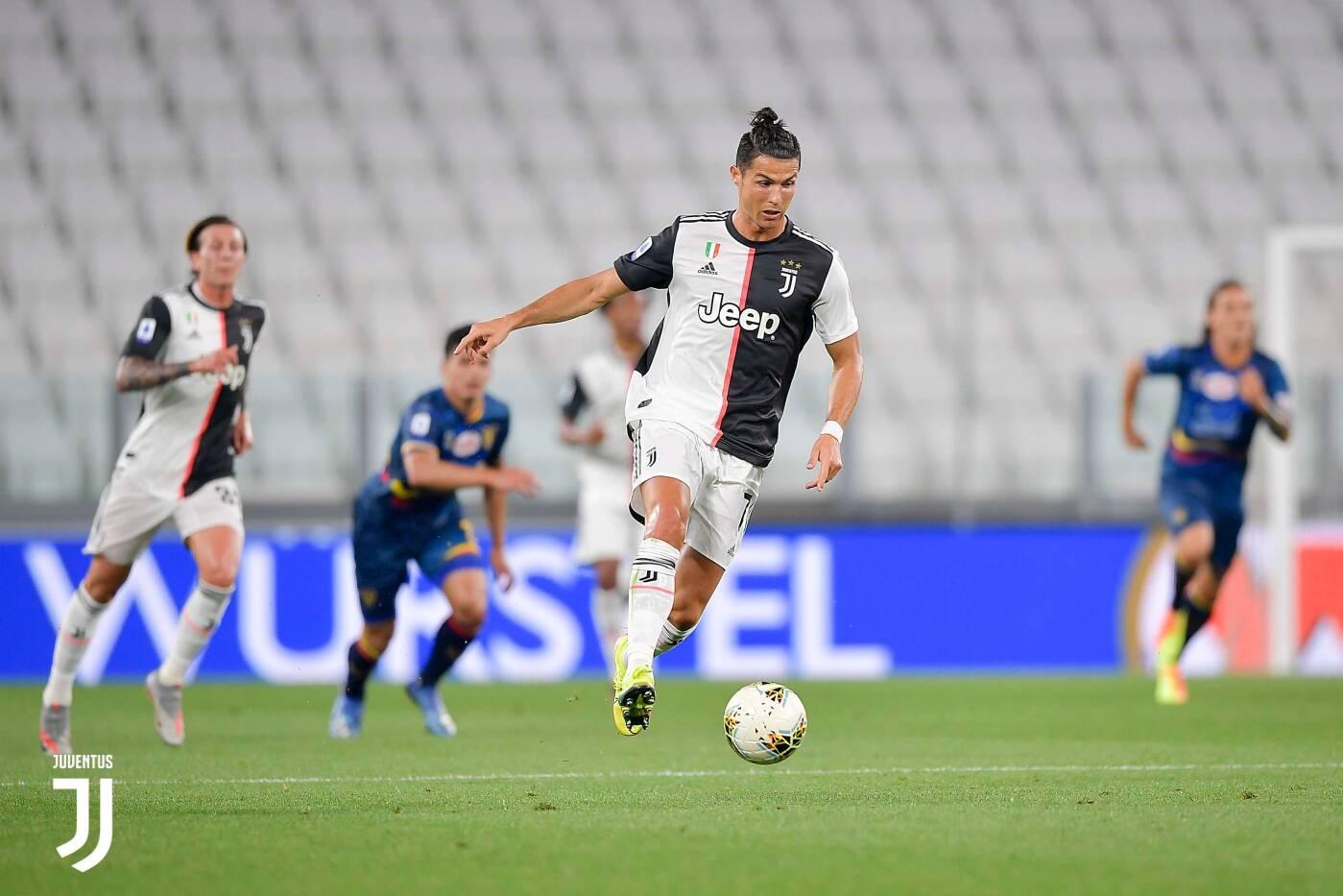 Foto: Reprodução/Twitter Juventus