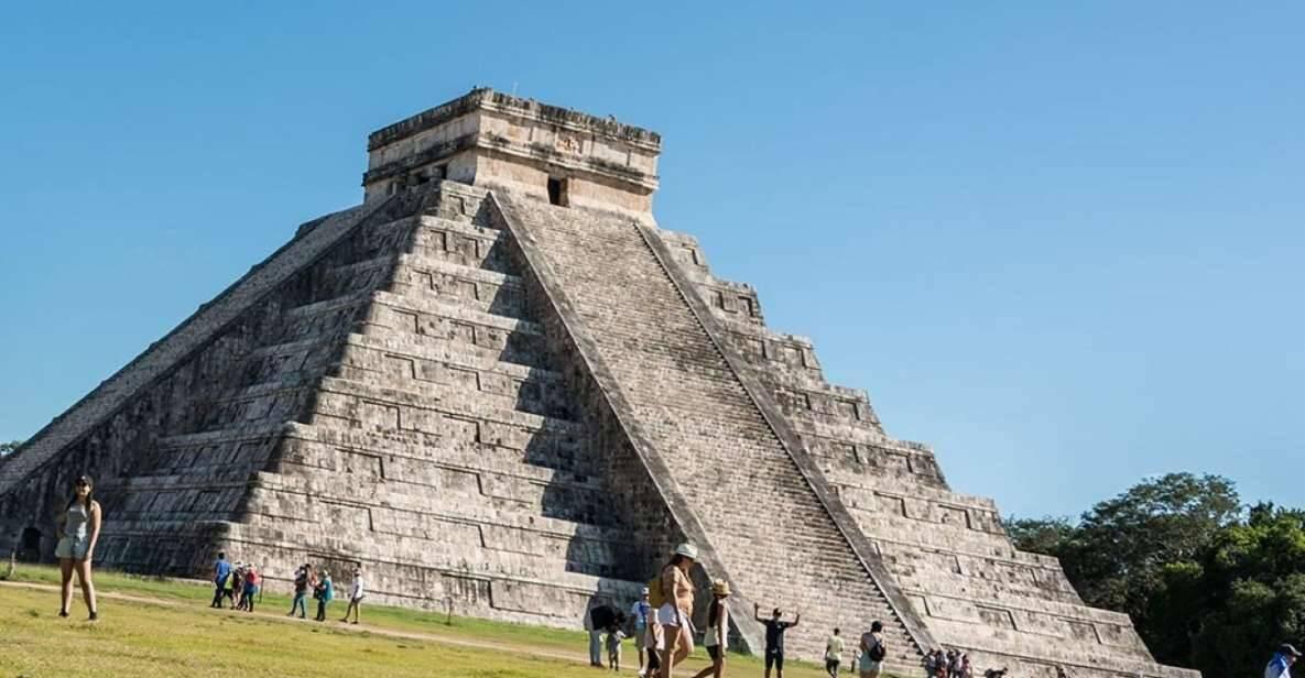 Ruínas Chichen Itza, no México. Foto: Reprodução
