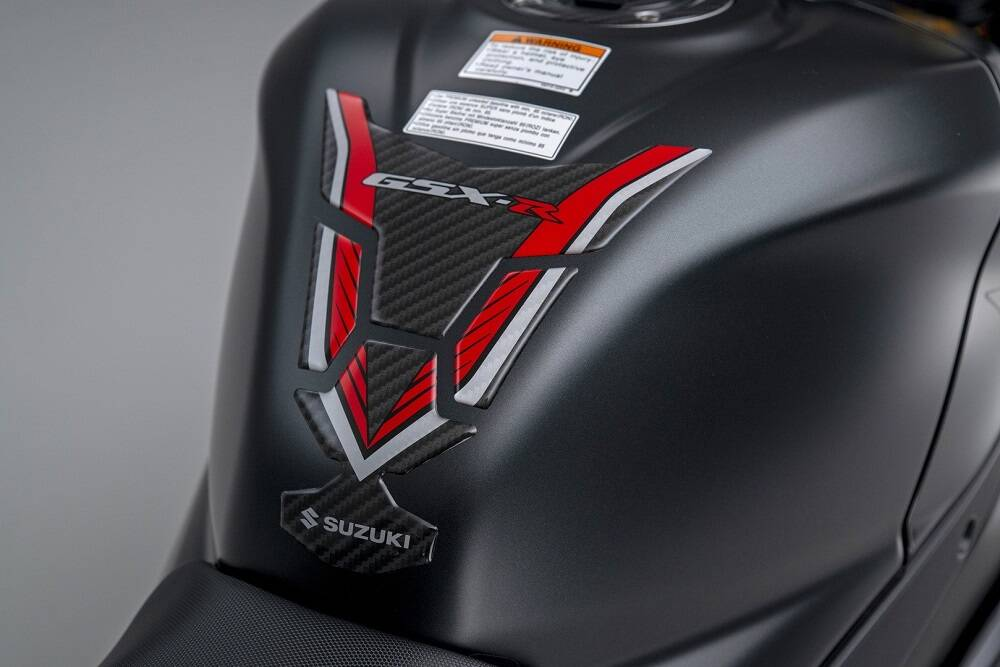 Suzuki GSX-R1000R Phantom. Foto: Divulgação