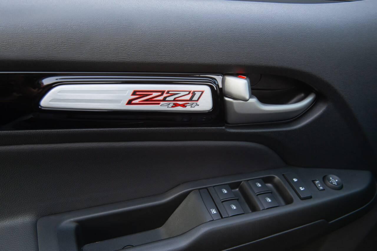 Chevrolet S10 Z71. Foto: Divulgação