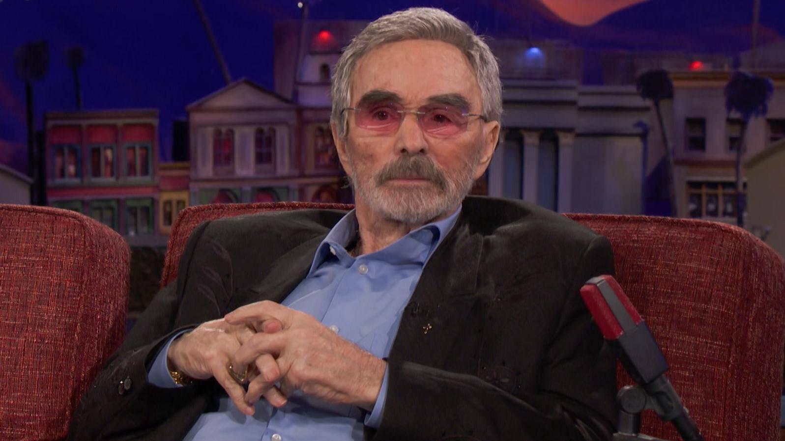 Burt Reynolds. Foto: Divulgação