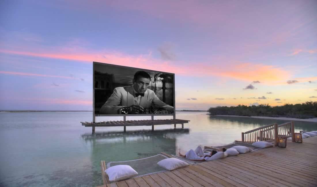 Ilha Soneva está a venda por US$ 3 milhões. Foto: Reprodução/Private Islands Inc
