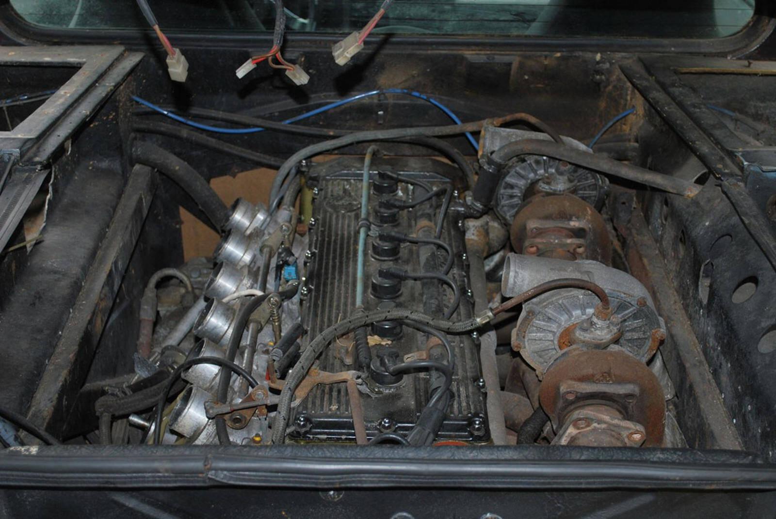 BMW M1 leilão. Foto: Divulgação