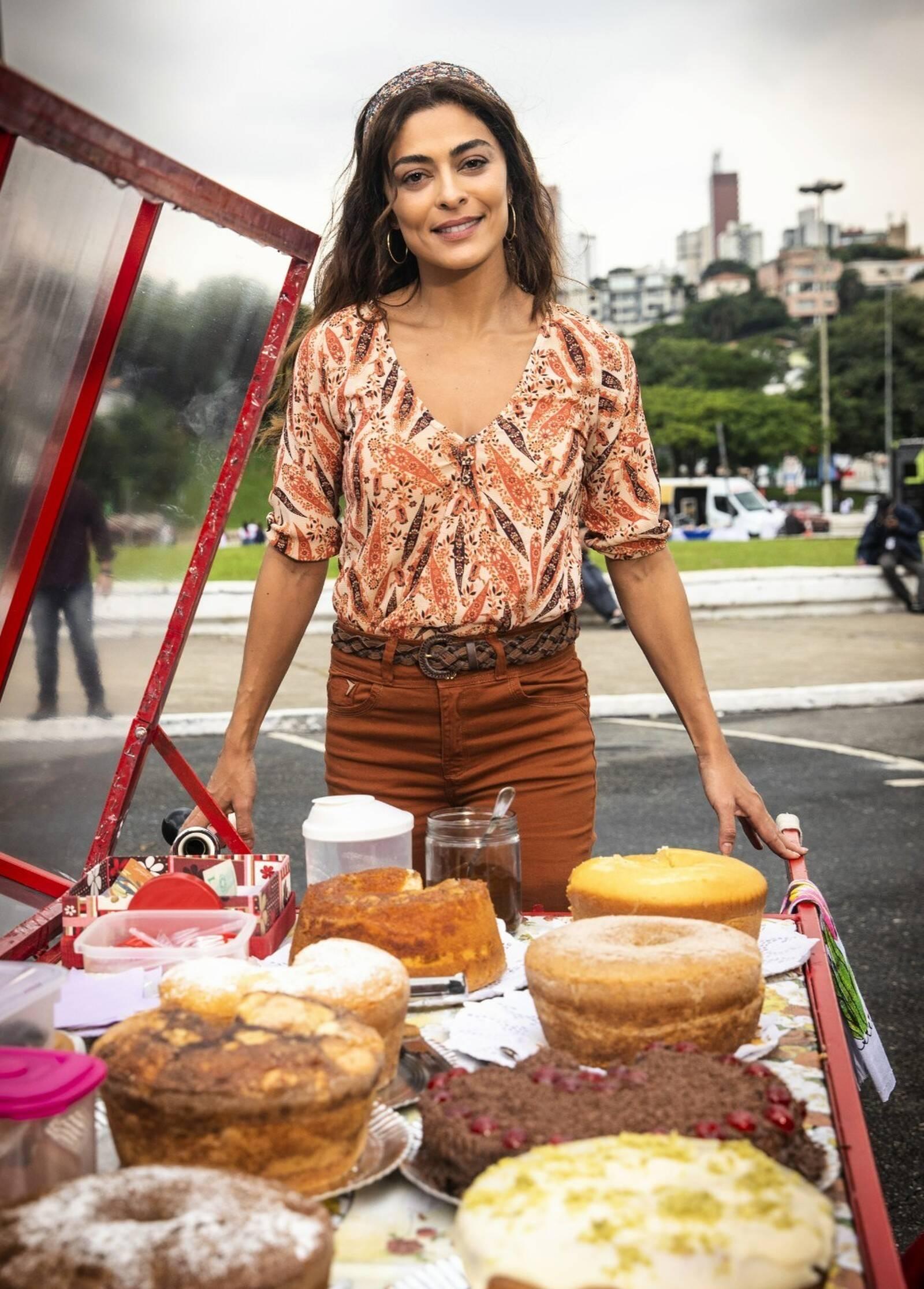 """""""A Dona do Pedaço"""". Foto: Divulgação"""