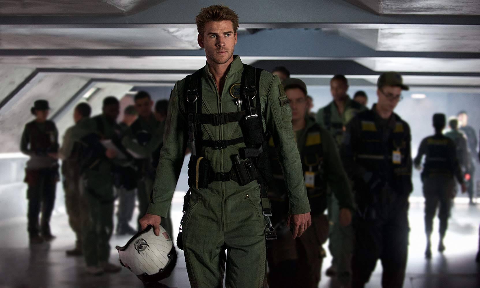 Liam Hemsworth: o Hemsworth mais novo quase ricou com o papel de Thor, mas perdeu para Chris. Agora, ele bem que poderia entrar para o MCU na pele do mutante e, quem sabe. Foto: Divulgação