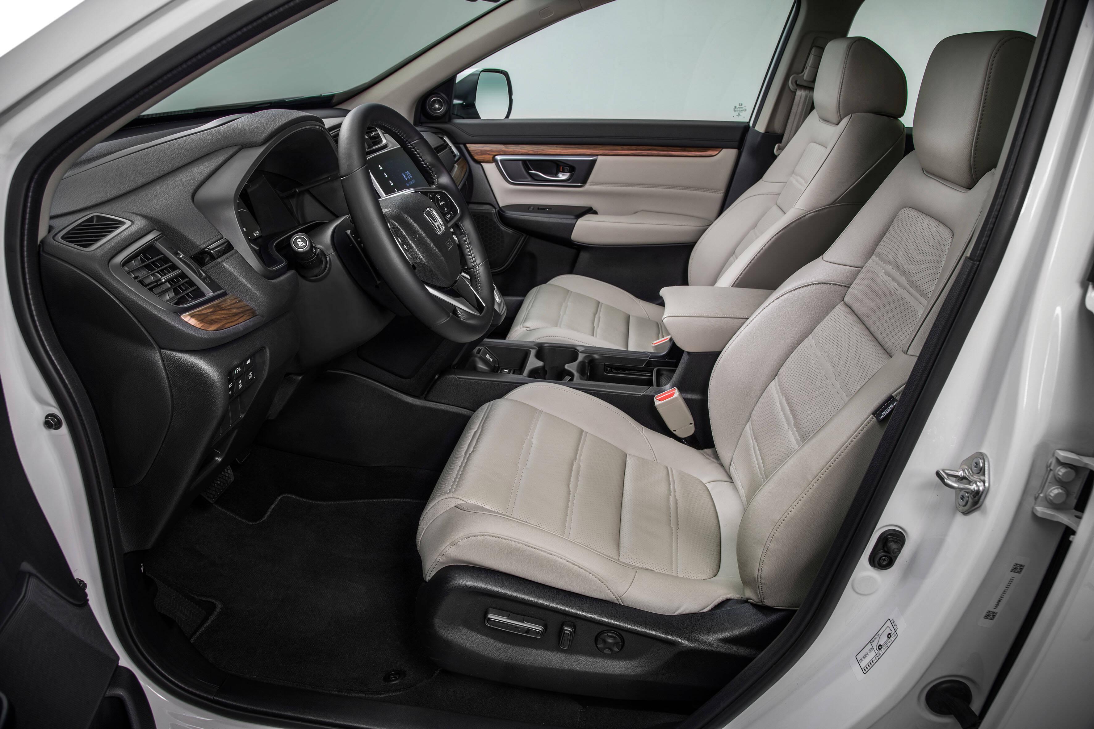 Honda CR-V. Foto: Divulgação