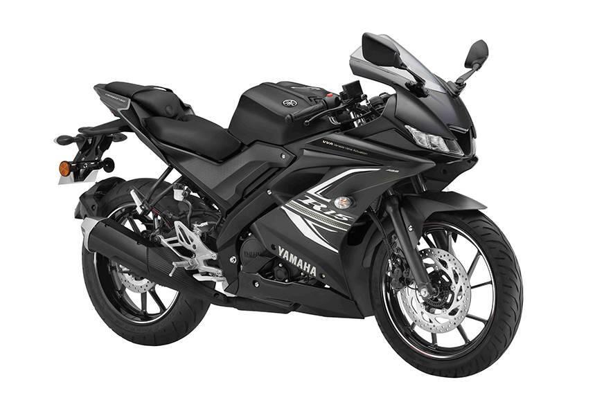 Yamaha R15. Foto: Divulgação