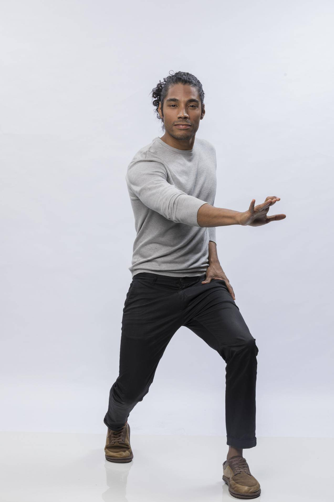 Diogo Sales, ator e tem 32 anos. Foto: Divulgação