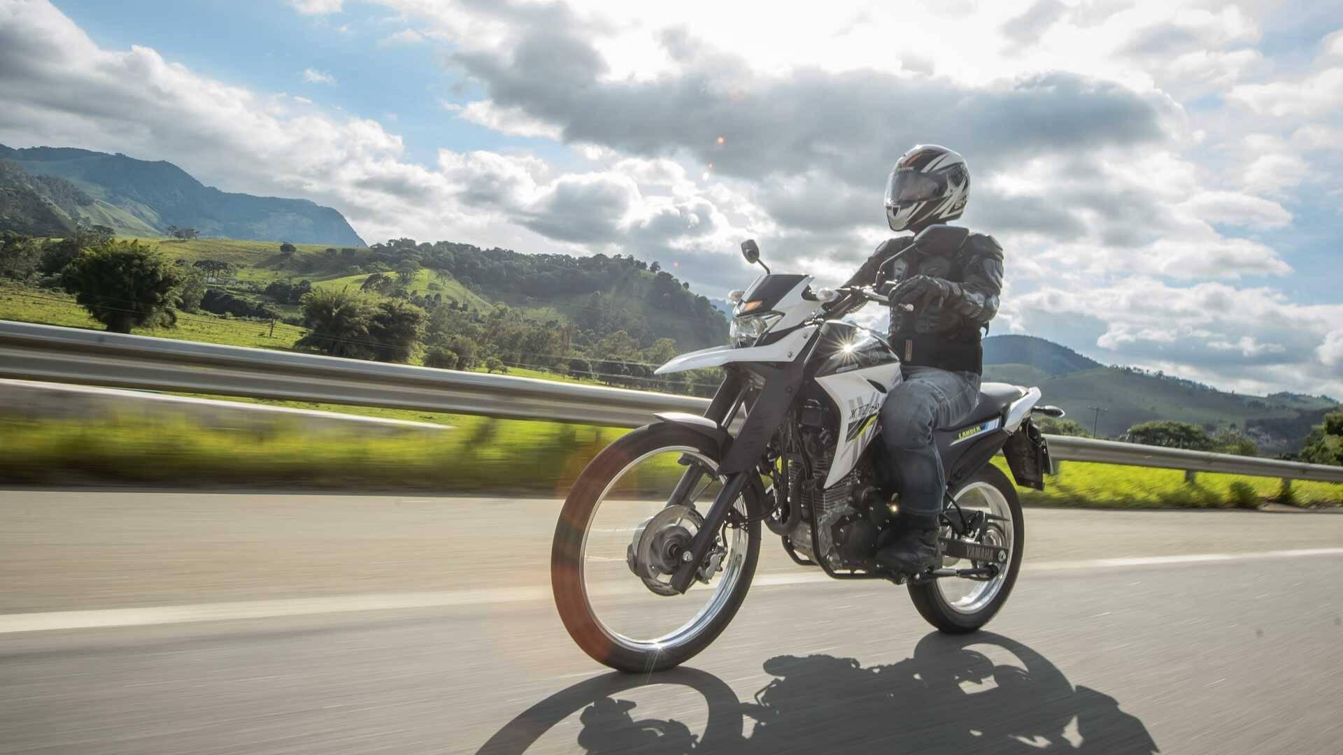Yamaha Lander. Foto: Divulgação
