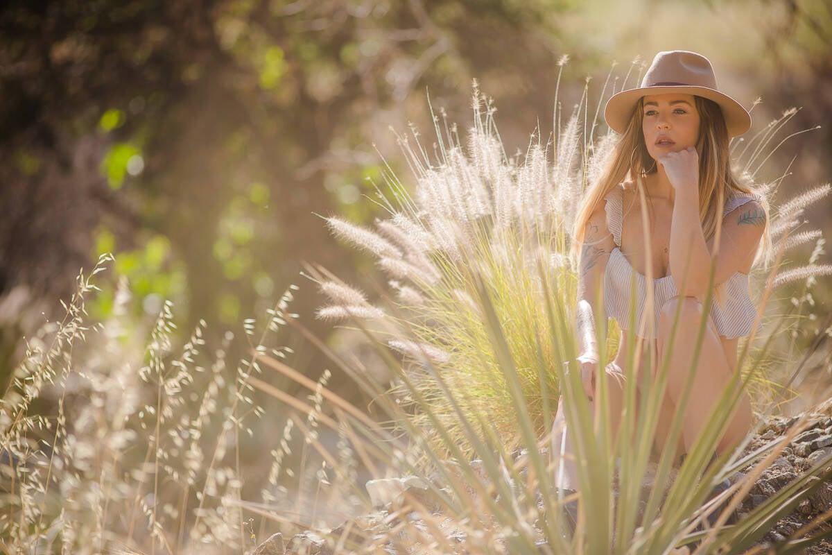 Ana Paula Saad posa sensual para revista. Foto: Divulgação