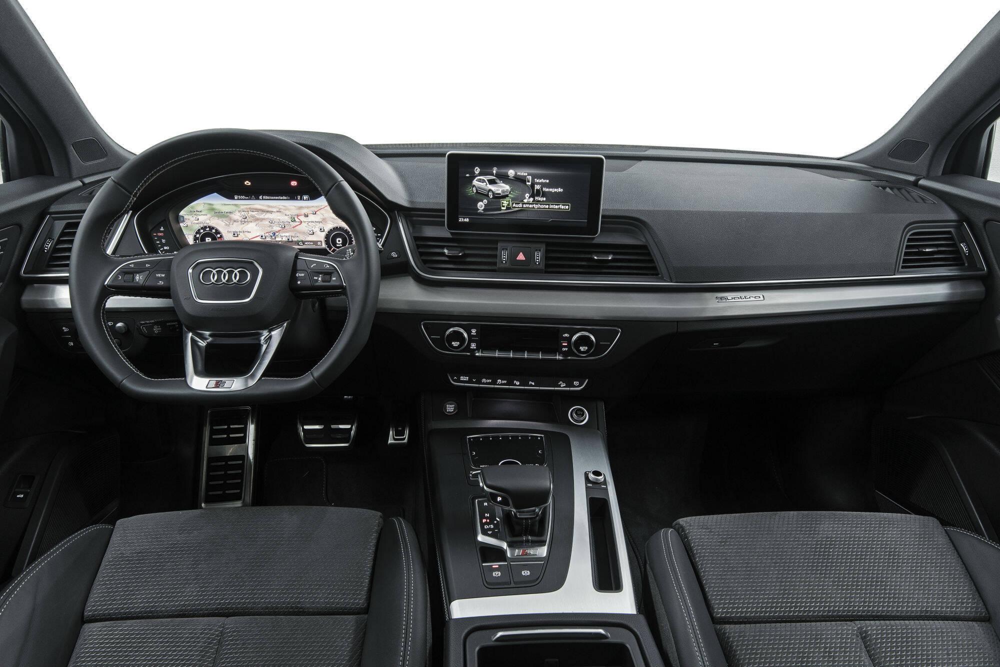 Audi SQ5. Foto: Divulgação