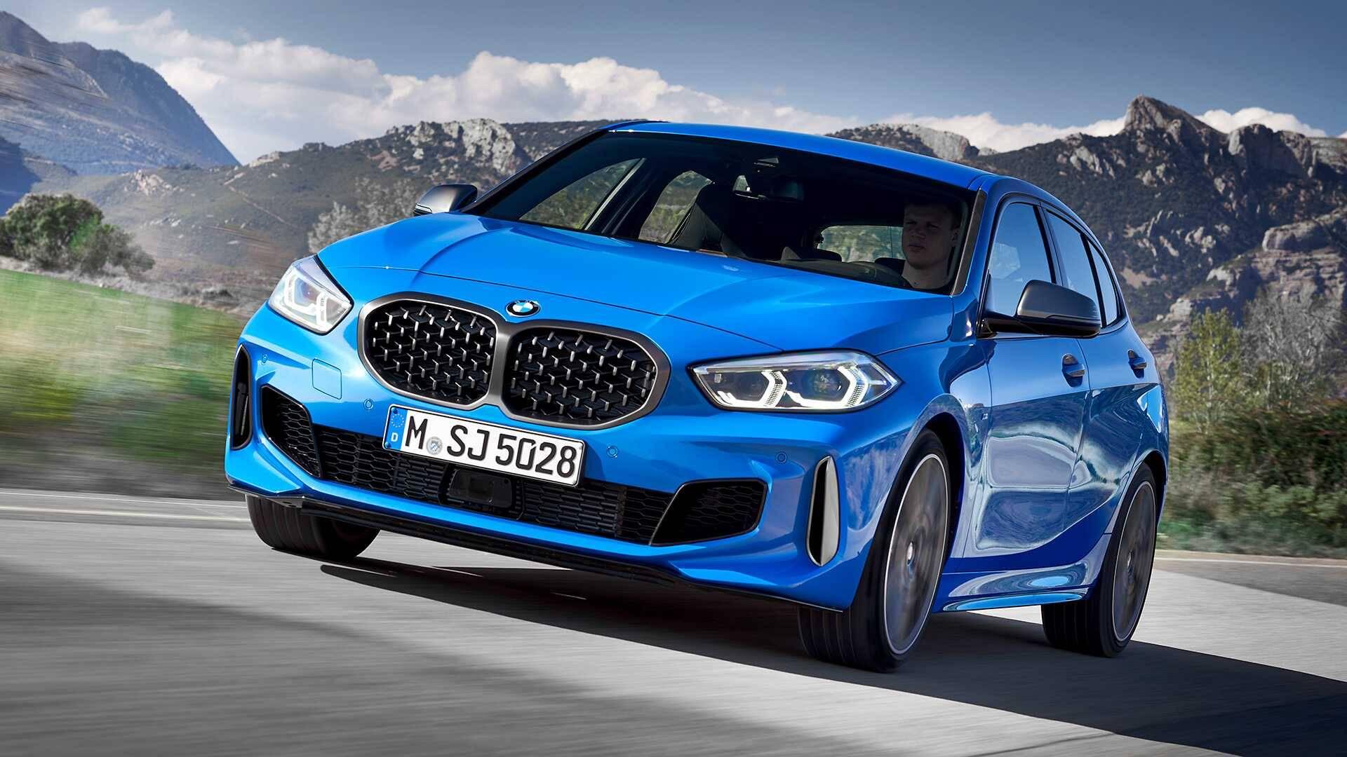 BMW Serie 1. Foto: Divulgação