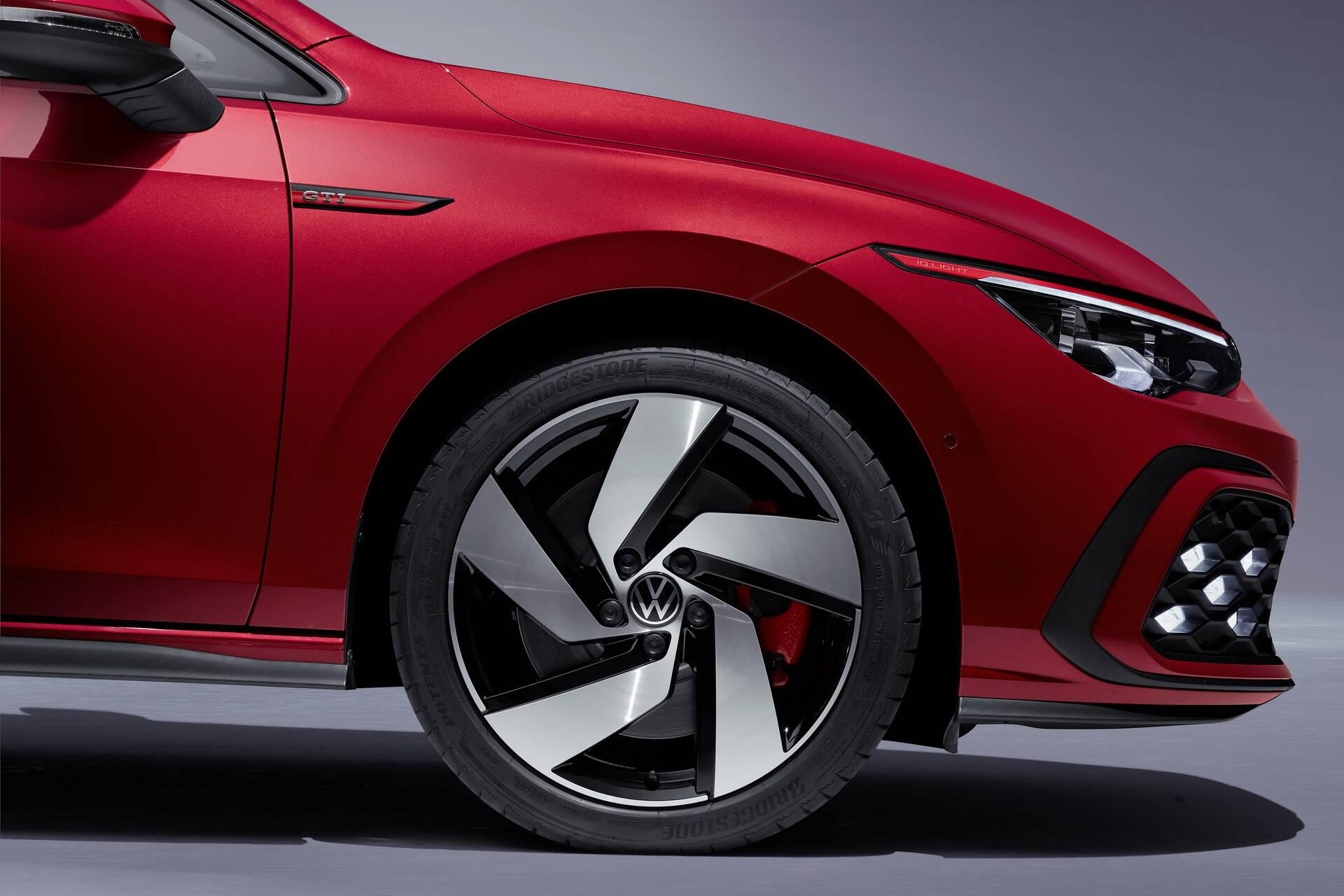 VW Golf (GTE, GTI e GTD). Foto: Divulgação
