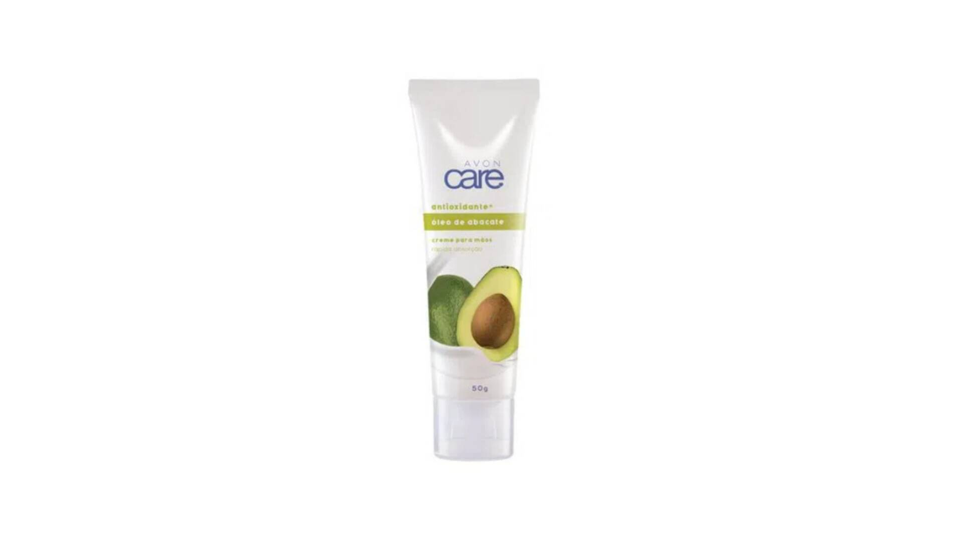 Com fórmula nutritiva contém óleo de abacate e vitamina E. É absorvido pela pele em até 30 segundos. R$ 8,99. Foto: Divulgação