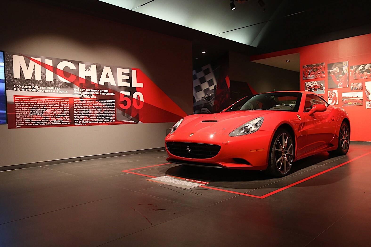 50 anos de Michael Schumacher. Foto: Divulgação