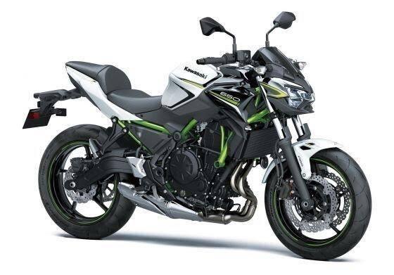 Kawasaki Z650. Foto: Divulgação