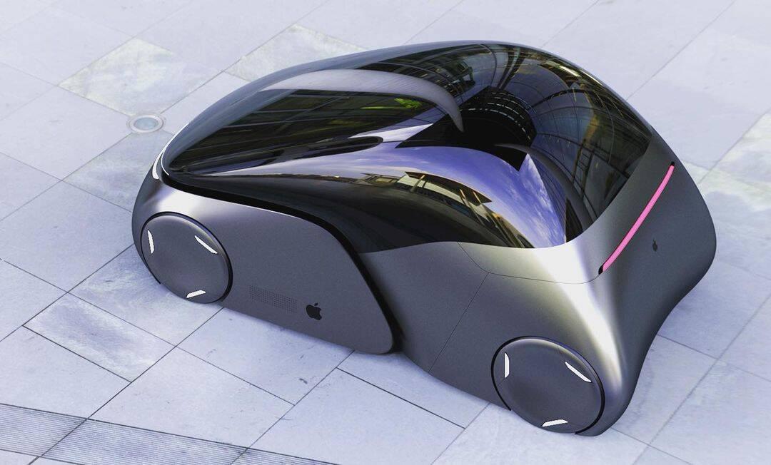 Apple Car. Foto: Divulgação