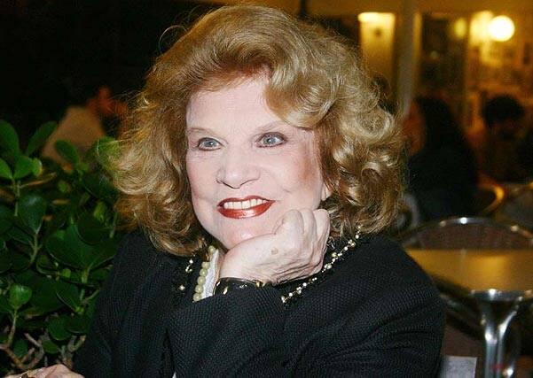 Atriz Tonia Carrero morreu aos 95 anos, no dia 04 de março, no Rio de Janeiro, após uma parada cardíaca . Foto: Reprodução