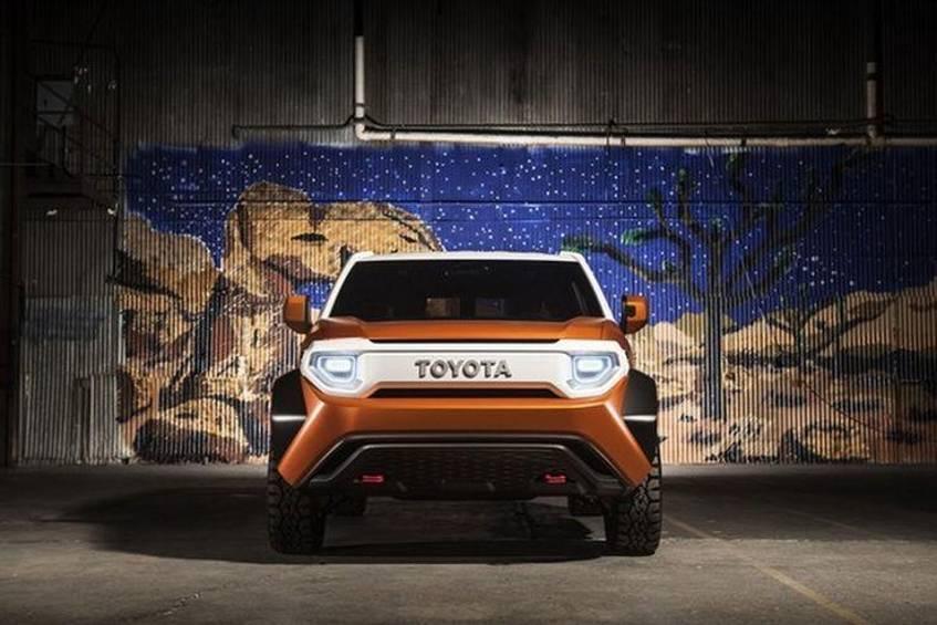 Conceito do SUV Toyota para 2021. Foto: Divulgação