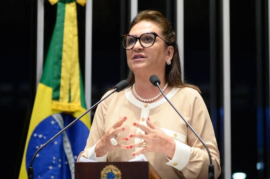 Kátia Abreu (PDT-TO). Foto: Jefferson Rudy/Agência Senado
