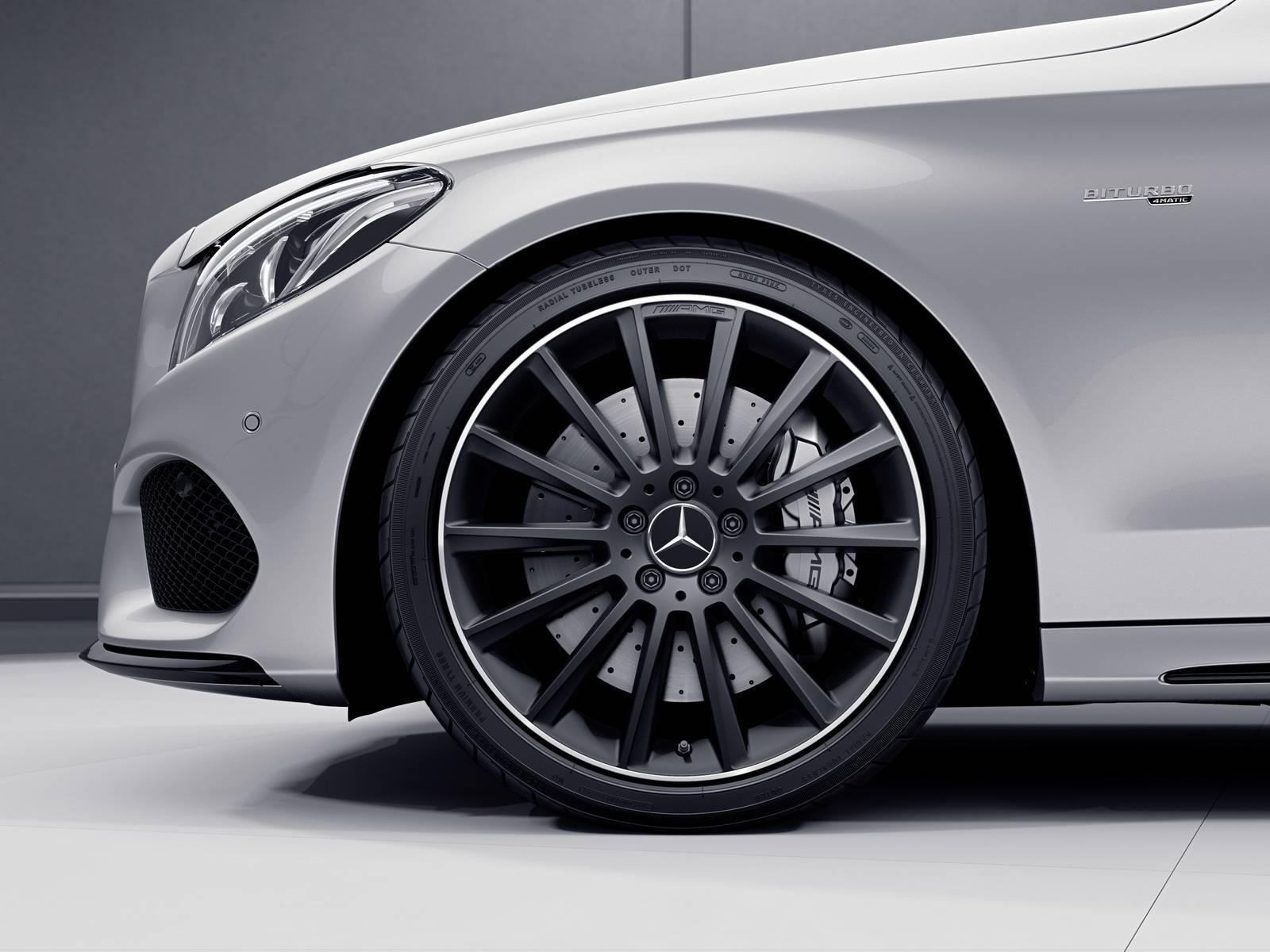 Mercedes-AMG 50 anos. Foto: Divulgação