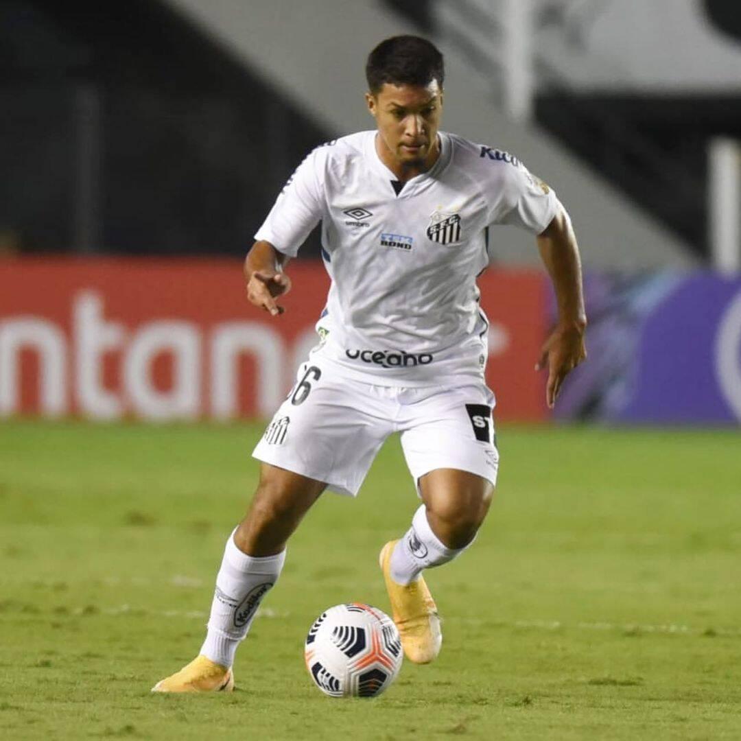 Santos x Deportivo Lara. Foto: IVAN STORTI / SANTOS FC