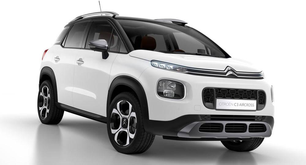 Citroën C3 Aircross: O aventureiro urbano é familiar aos brasileiros, mas não será vendido por aqui, onde já pôde provar o amargor do fracasso comercial. Foto: Divulgação